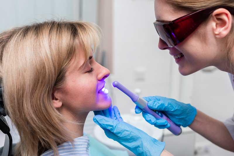 רשלנות בטיפולי שיניים בלייזר