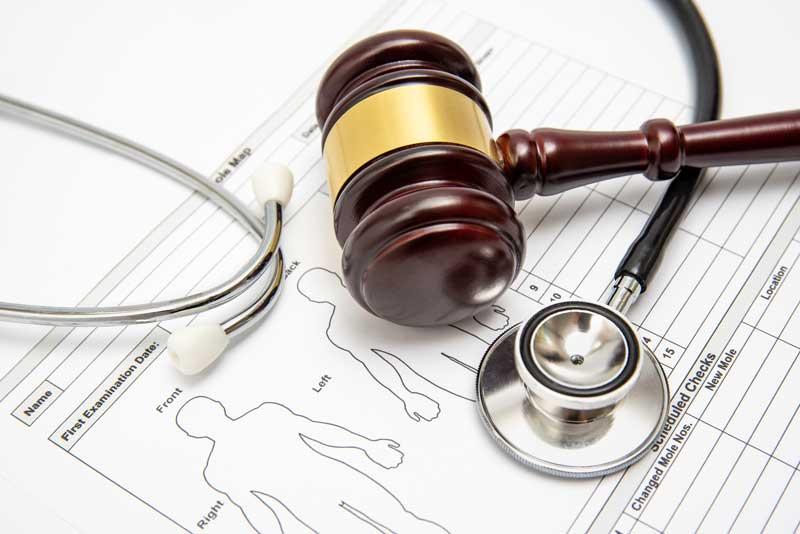 מקרי מוות כתוצאה מרשלנות רפואית